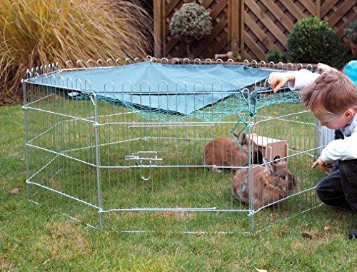 Kaninchengehege, Dobar, einstöckig - 10