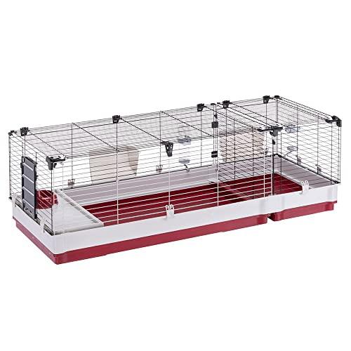 Kaninchenstall Krolik 160, Ferplast, einstöckig