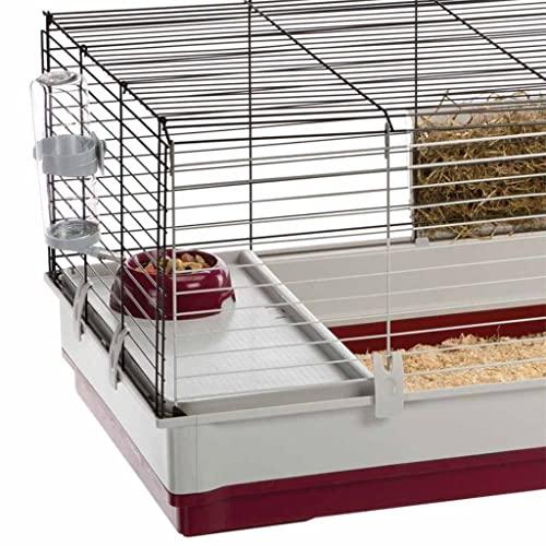 Kaninchenstall Krolik 160, Ferplast, einstöckig - 4