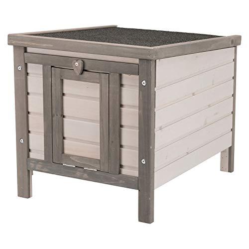 Komfortables Kleintierhaus für Kaninchen & Co.