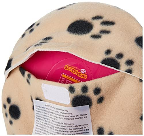SnuggleSafe Wärmeplatte mit Fleecebezug, kabellos (farblich sortiert) - 3