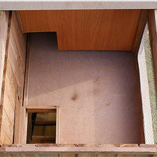 Stall Nr 2 Kaninchenstall Hasenstall Kaninchenkäfig Hasenkäfig Meerschweinchenstall - 7