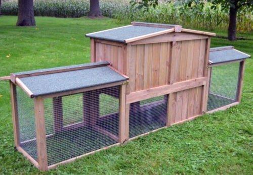 Der Zooprimus Kaninchenstall XXL – großer Auslauf über zwei Stockwerke - 6