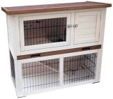 Kaninchenstall Kiki A.K. for Pets doppelstöckig