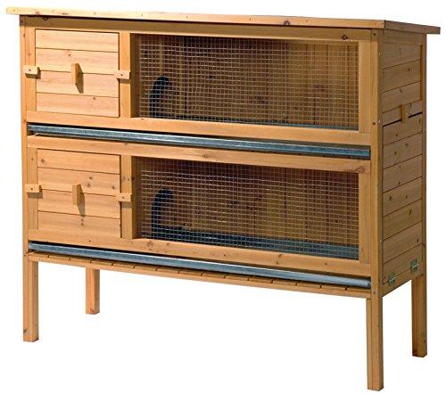 kaninchenstall dobar doppelst ckig kaninchenstall kaufen. Black Bedroom Furniture Sets. Home Design Ideas