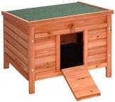Kaninchenstall kaufen, Kleintierhaus, Trixie, einstöckig, natura , 60 × 47 × 50 cm