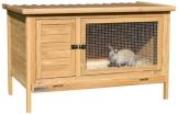 Kaninchenstall La Vita Eco, Kerbl, einstöckig, 115 x 60 x 73 cm