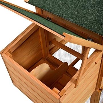 kaninchenstall fds doppelst ckig hasenstall kaninchenstall kaufen. Black Bedroom Furniture Sets. Home Design Ideas